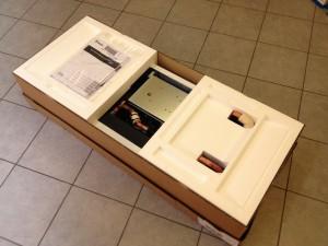 Hybryda - Moduł hydrobox w paczce