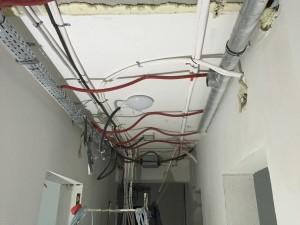 przestrzeń pod instalację VRV